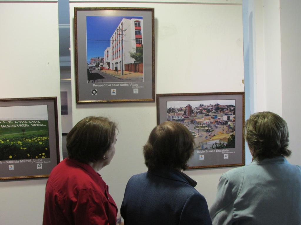Foto Club Huachipato dijo presente en muestra fotográfica