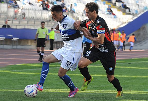 Huachipato deja escapar el triunfo sobre el final frente a Antofagasta