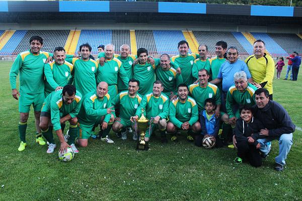 Rodibarras es el nuevo monarca del fútbol amateur acerero