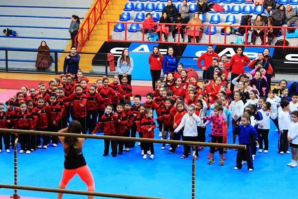 """""""Deportes Con Todos"""", una casa abierta donde se estrechan lazos con la comunidad"""