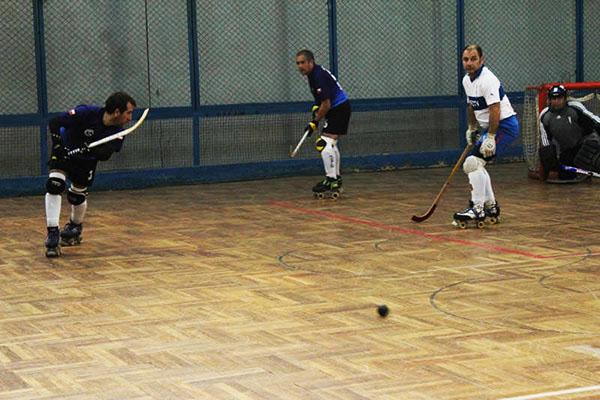 Huachipato albergó una nueva fecha de La Liga Nacional de Hockey Senior