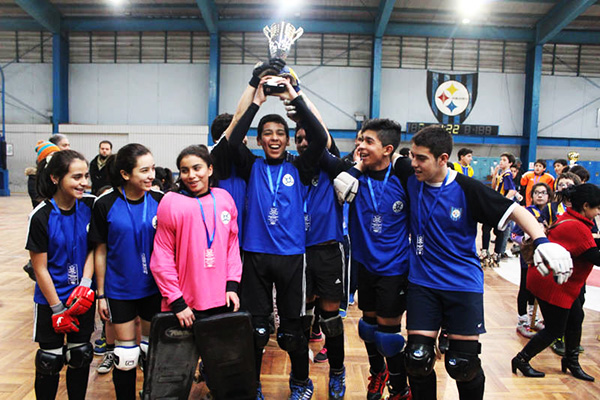 Huachipato celebró en sub 15 mientras San Agustín venció en sub10