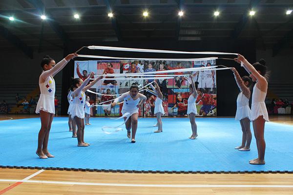 El C.D. Huachipato fue el escenario perfecto para la Fiesta del Deporte