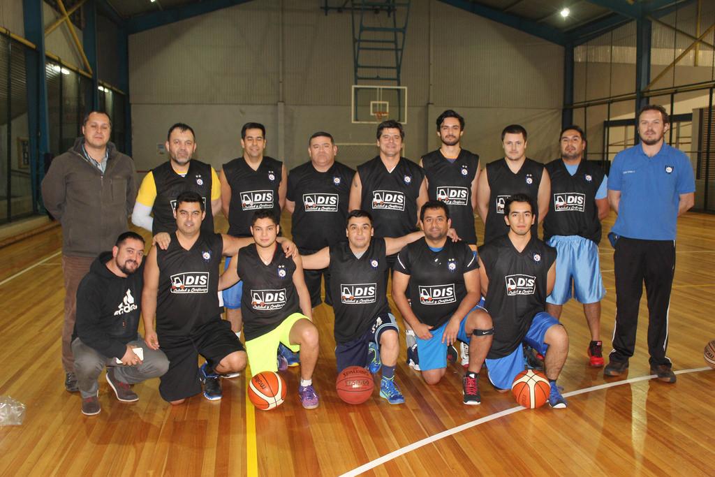 Baloncesto acerero senior recibió nueva indumentaria deportiva