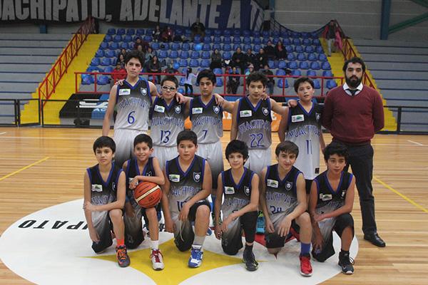 Huachipato quiere dejar en lo más alto al baloncesto de Talcahuano