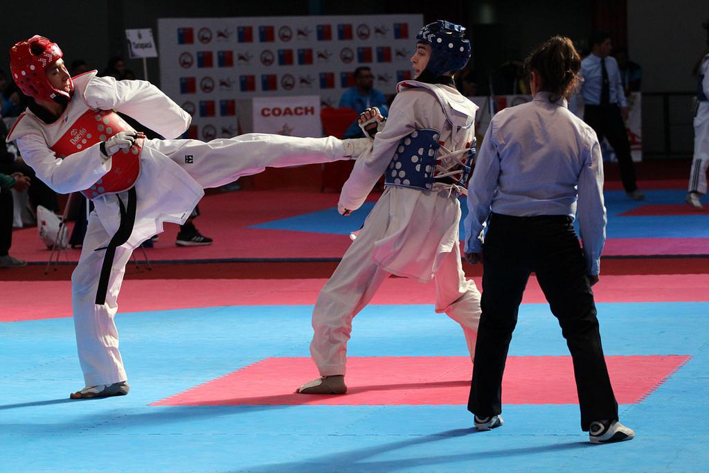 Las Artes Marciales golpearon fuerte en el C. D. Huachipato