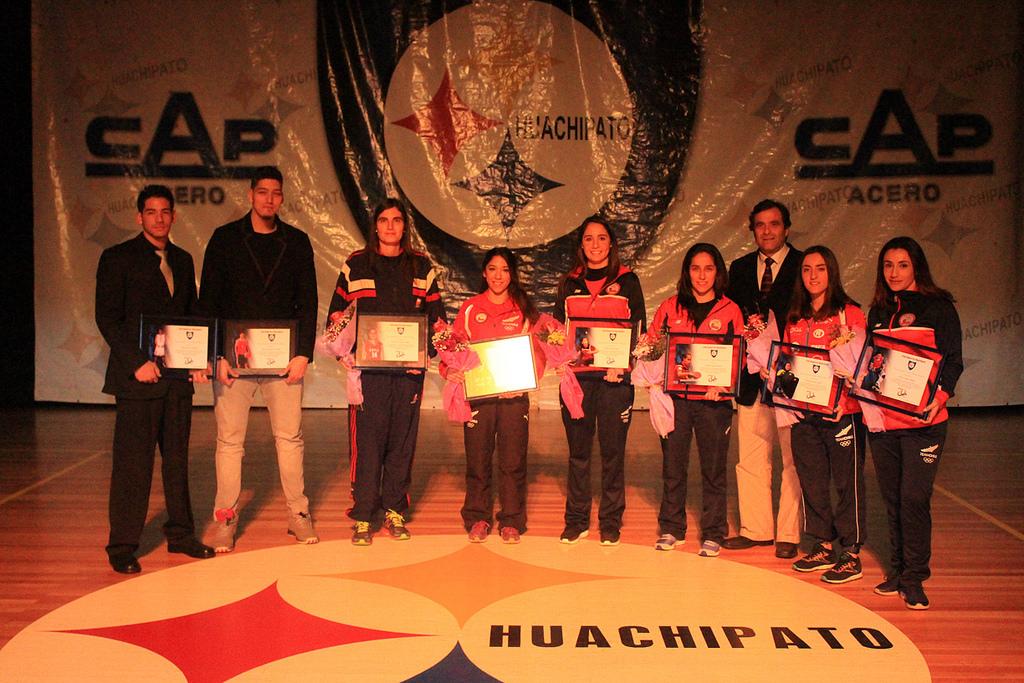 C.D.Huachipato festejó sus 70 años junto a sus socios y deportistas destacados