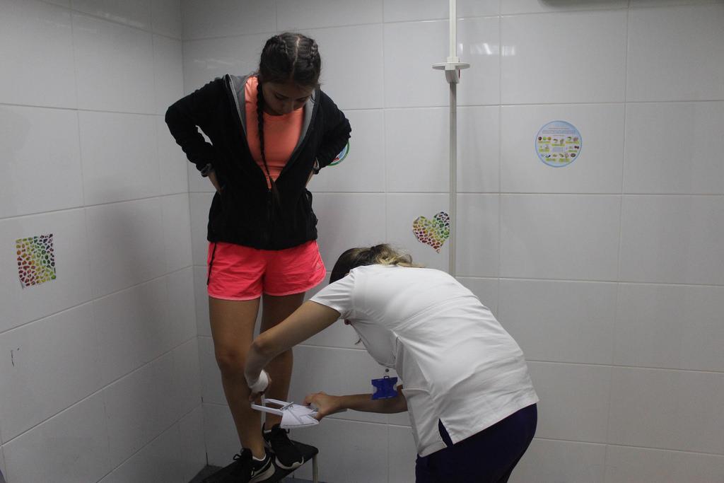 Evaluaciones nutricionales continúan realizándose en el C.D. Huachipato