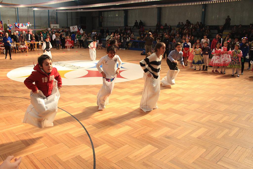 Socios acereros disfrutaron de la tradicional Fiesta de la Chilenidad