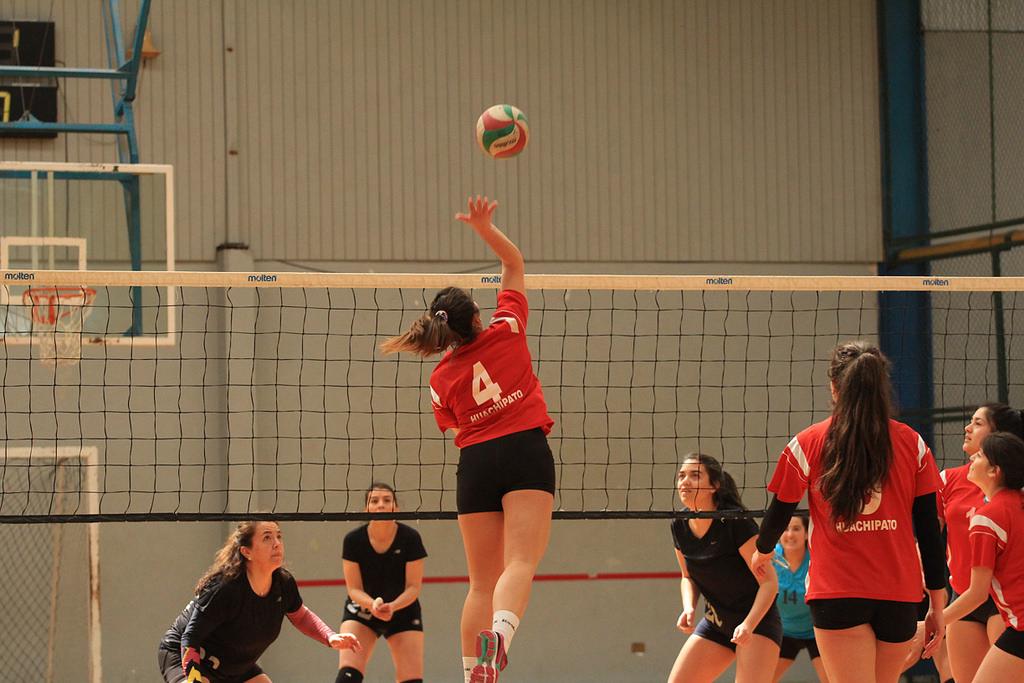 Voleibol femenino sacó a relucir su mejor juego durante el fin de semana