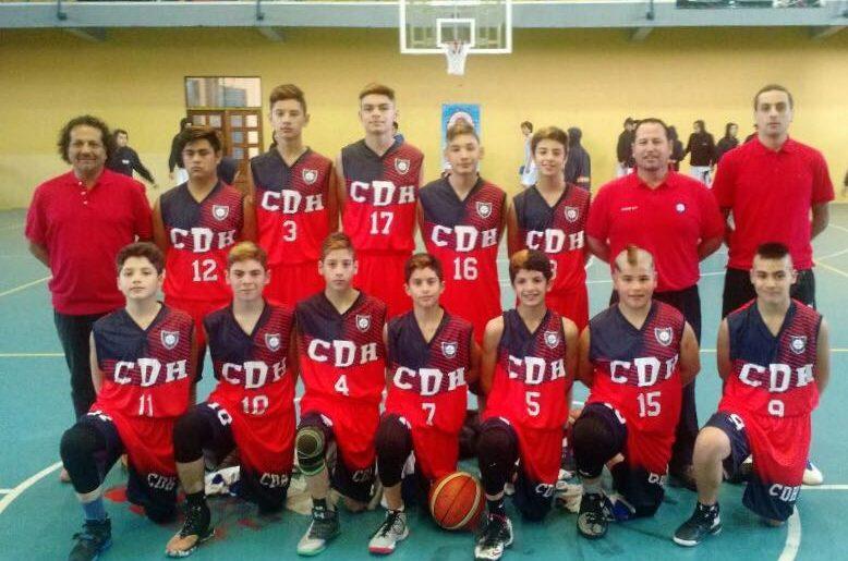 Básquetbol acerero logró segundo lugar en Linares