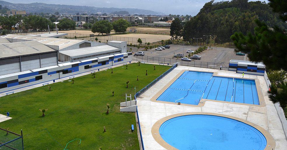 Finalizó temporada de piscinas en el C.D.Huachipato.