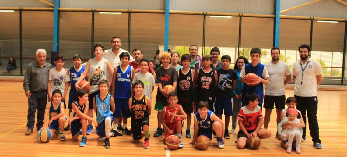El C.D.Huachipato sigue respirando deporte durante el verano