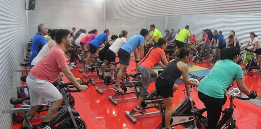 Vuelven los horarios normales de las clases de fitness