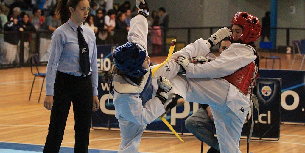 Gran actuación del Taekwondo en Panguipulli