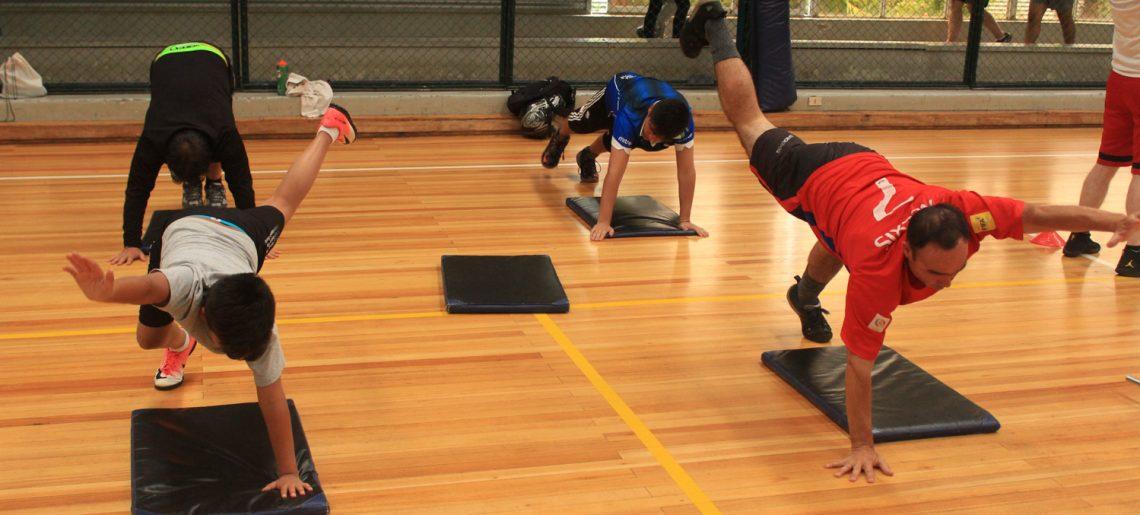 Entrenamiento Funcional, buscando mejorar la resistencia y la fuerza física