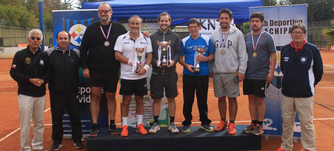 John Cid, una tradición para los amantes del tenis