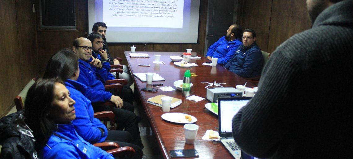 Medyks y el C.D.Huachipato siguen forjando una gran alianza para el beneficio de los socios