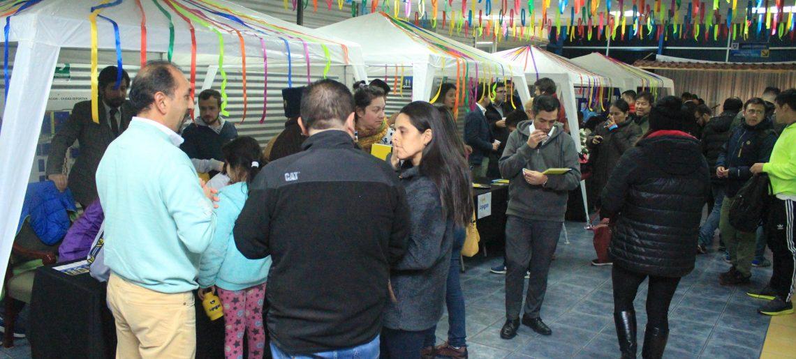 """""""Feria Exposición"""", socios comerciales informaron de sus beneficios"""