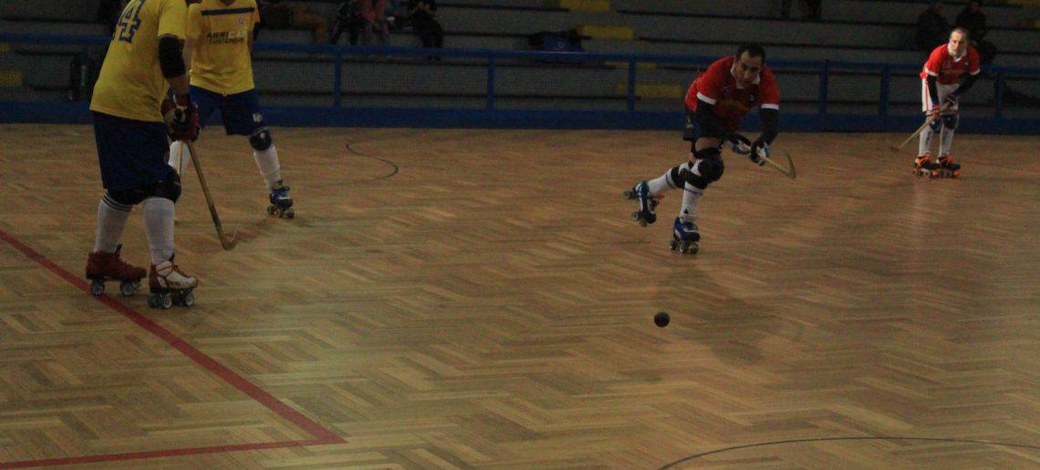 Hockey senior vivió una nueva fecha de Liga Nacional en el C.D.Huachipato