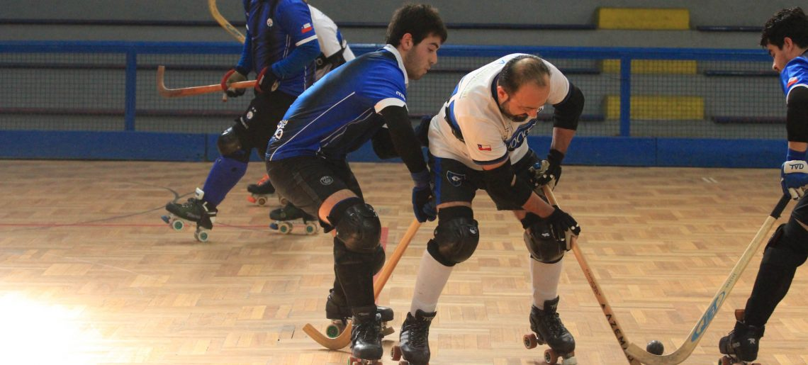Hockey Patin Senior participa en Campeonato Internacional en Colombia