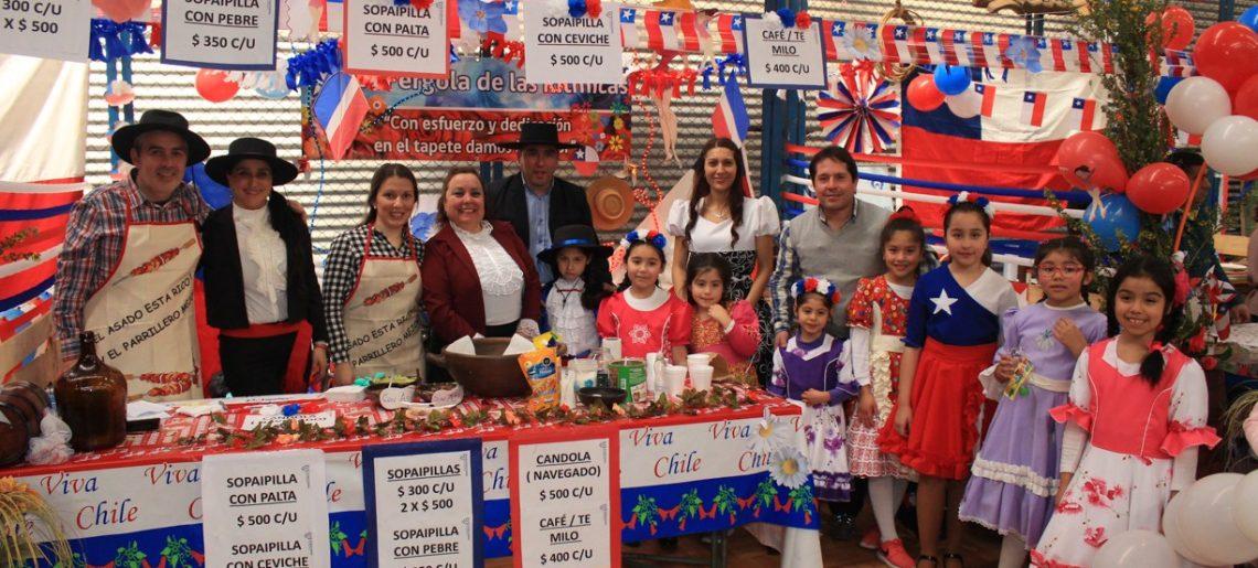 Ven y participa de la Fiesta de la Chilenidad