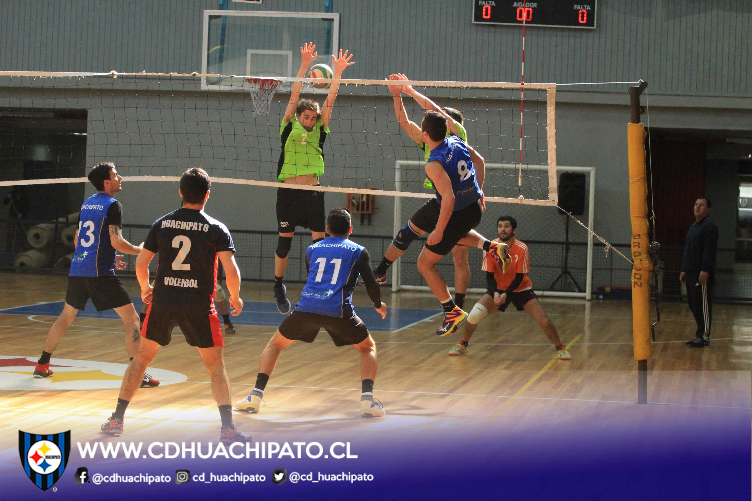 Huachipato logró segundo lugar en torneo de voleibol disputado en Concepción