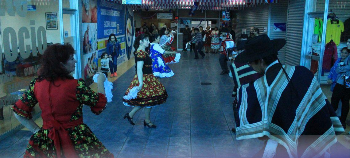 Comenzó el mes de la patria en el C.D.Huachipato