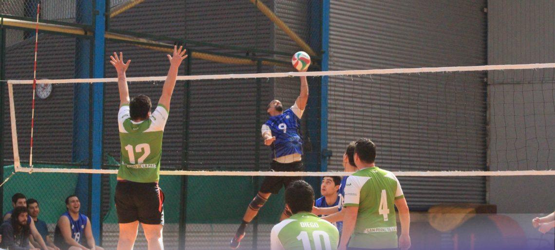 Equipo masculino de voleibol ya está en semifinales de Liga Sur