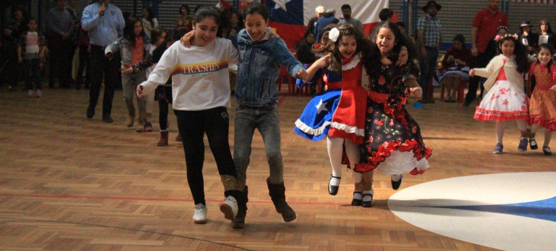 Fiesta de la Chilenidad, una tradición en el C.D.Huachipato