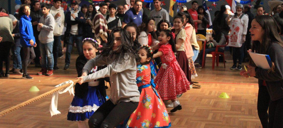 Fiesta de la Chilenidad Celebremos las Fiestas Patrias en familia