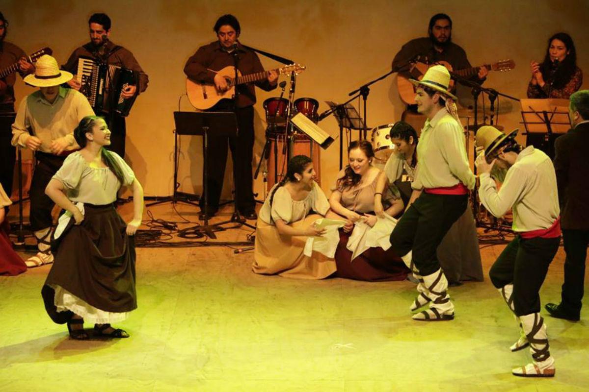 C.D.Huachipato cerrará mes de la patria con Muestra Folclórica
