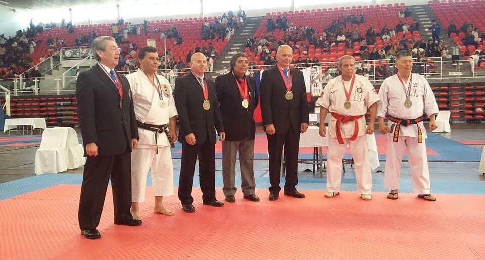 Juan Gallardo Pardo, Shihan del C. D. Huachipato recibió importante reconocimiento a su trayectoria