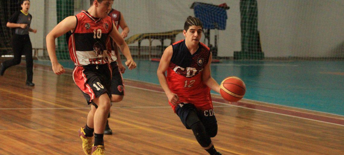 """Sub17 acerera dijo presente en torneo de básquetbol """"Alma Azul"""""""