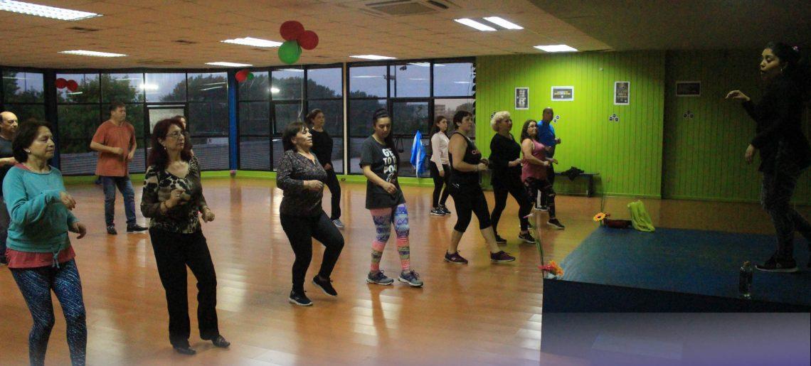 Socios acereros aprenderán a bailar Salsa y Bachata