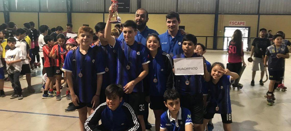 Hockey se subió al podio en Linares