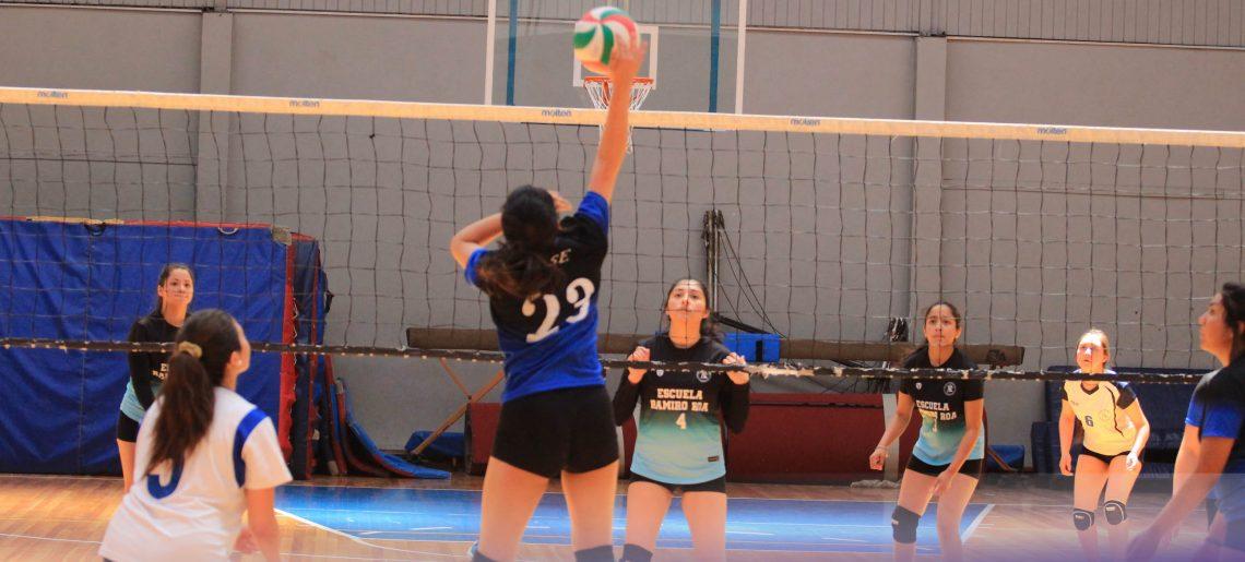El voleibol acerero vio acción durante el fin de semana