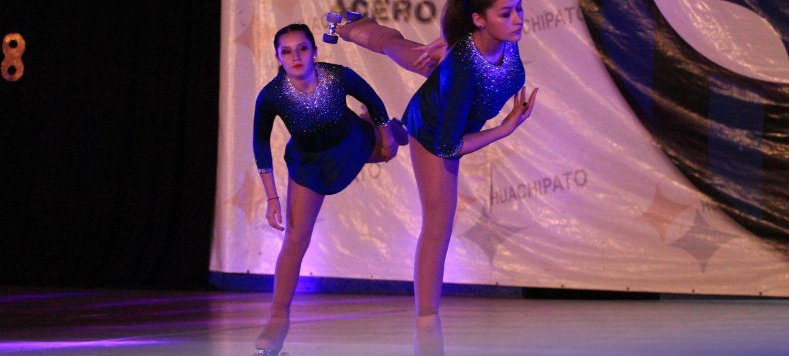 Patinaje Artístico cerró temporada 2018 con preciosa Gala