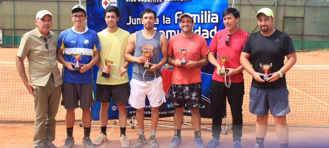 El recuerdo de José Essman sigue vigente en el Tenis del Club Deportivo Huachipato
