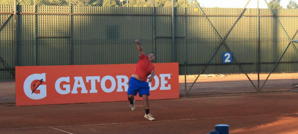 Se repite Campeonato Anual de Tenis  Senior