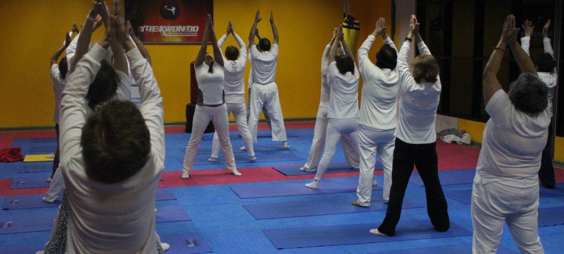 Yoga, una clase para aliviar todo tipo de molestias físicas y mentales