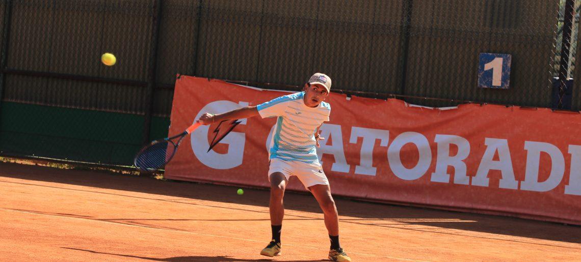 Los mejores exponentes del tenis de la región se dieron cita en el C.D.Huachipato