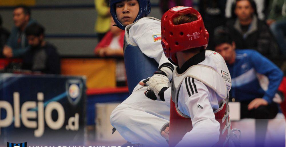 Siguen los buenos logros en el Taekwondo