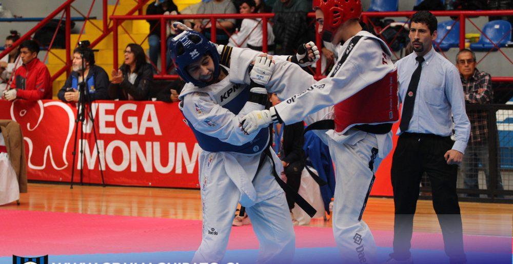 Deportistas de todo Chile se dieron cita en el C.D.Huachipato en 10ª  Versión de la Copa Acero de Tae Kwondo