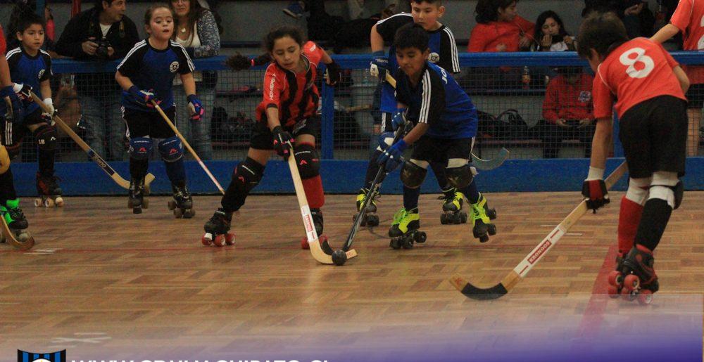 El Hockey vivió una gran jornada deportiva durante el fin de semana con Equipos de Cauquenes y Chillán