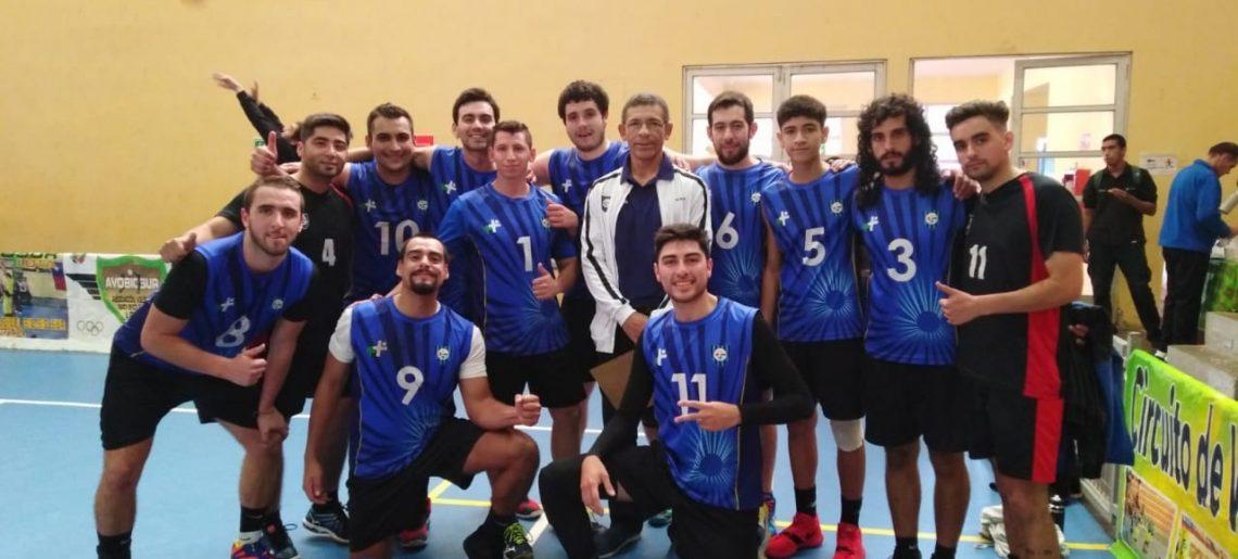 Voleibol Acerero inició participación en Liga A3 Categoría Adulta Varones