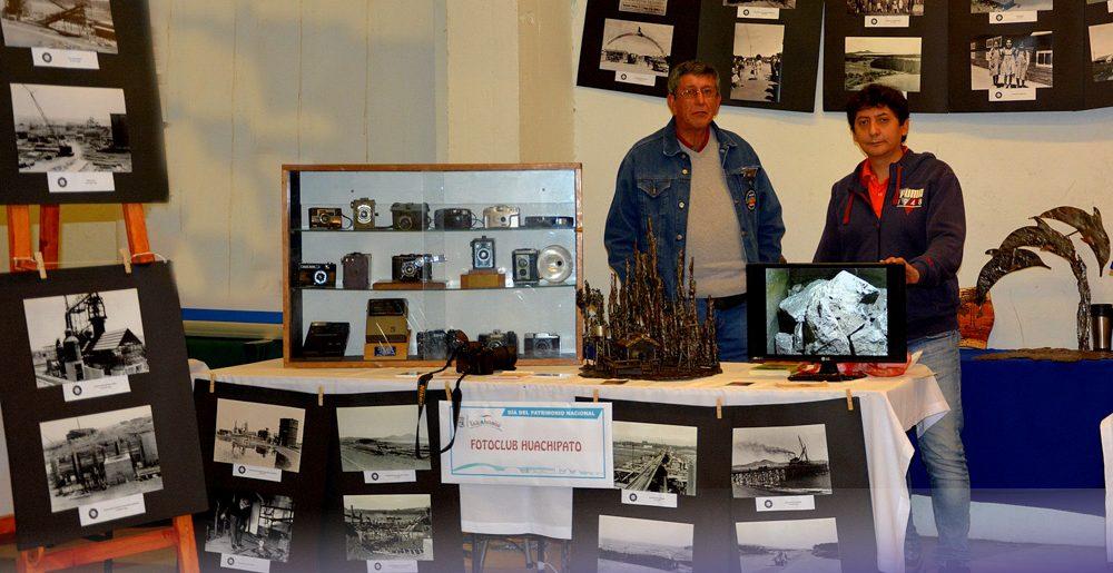 Foto club del C.D.Huachipato dijo presente en el día del patrimonio