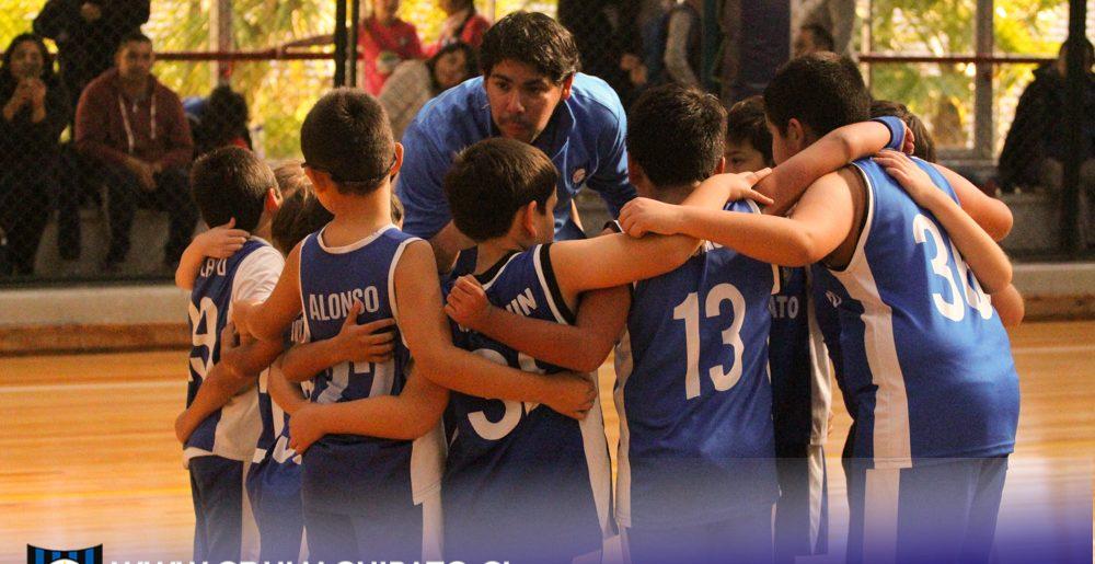 Una nueva jornada deportiva vivió el basquetbol acerero