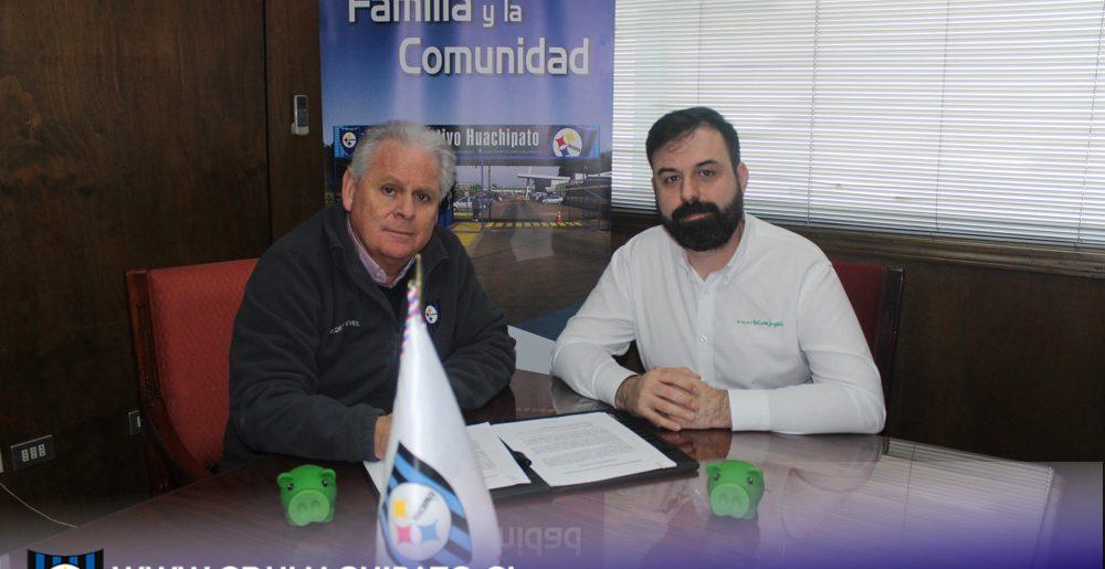 Viajes El Corte Inglés y C.D.Huachipato firman interesante convenio
