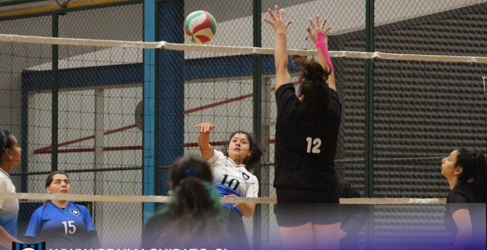 El voleibol se vive con más fuerza en el C.D.Huachipato